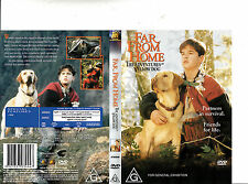 Far From Home:The Adventures of Yellow Dog-1994-Bruce Davison- Movie-DVD