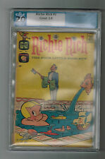 RICHIE RICH (V1) #1Silver Age find from Harvey! PGX 2.0