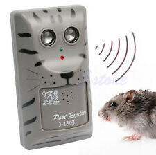 Riddex Plus Electronic Ultrasonic Anti Rodent Pest Mice Mouse Control Repeller