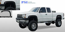 BLACK TEXTURED Rugged Fender Flares 1999-2006 Chevrolet GMC 1500 2500 3500