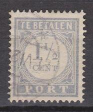 Port nr 46 gestempeld used NVPH Nederland Netherlands Pays Bas due portzegel