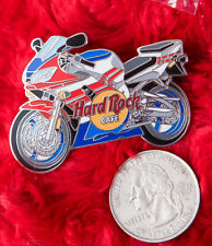Hard Rock Cafe Pin ONLINE SUPER STREET BIKE MOTORCYCLE SERIES LE 500 NINJA LOGO