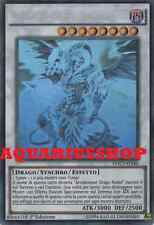 Yu-Gi-Oh Arcidemone Drago Rosso Lucesfregio DOCS-IT082 Ghost ITA Red Dragon Arch