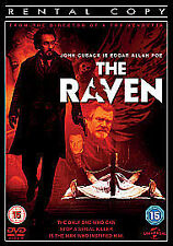 The Raven [DVD], Very Good DVD, Sergej Trifunovic, Dave  Legeno, Kevin McNally,