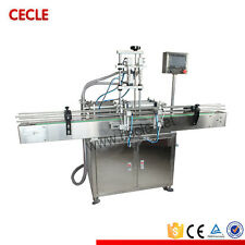 Double Head Automatic Liquied Filling Machine 1000ml By sea