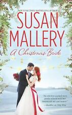 A Christmas Bride by Susan Mallery - Only Us, The Sheik and the Christmas Bride