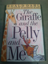 The giraffe and the Pelly and Me by Roald Dahl    store#4513