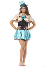 Sexy Alice In Wonderland Costume Alice Tea Ladies Fancy Dress Halloween Costume