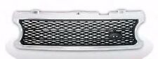Front Grille Chrome&Black for LAND ROVER RANGER ROVER L322 Supercharged 06-09