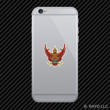 Thai Emblem Cell Phone Sticker Mobile Thailand flag THA TH