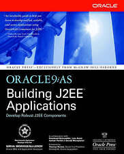 Oracle9iAS Building J2EE(tm) Applications-ExLibrary