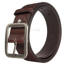 Men's WaistBand Leather Belt Classic Casual Dress Pin Belt Waist Strap Belts New