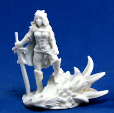 1 x JANAN TUEUSE DRAGON - BONES REAPER figurine miniature slayer tete head 77039