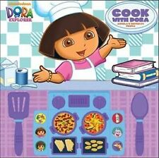 Nickelodeon Dora the Explorer: Cook with Dora Abuela's Birthday Fiesta