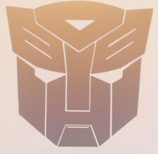 adesivo TRANSFORMERS Autobot sticker decal vynil vinile auto moto window film