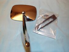 1970-1971-1972 Chevelle Outside Door Mirror GM Restoration Parts, fits Rt. or Lt