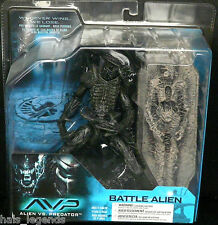 "Alien vs Predator BATTLE ALIEN New! Rare! 8"" Action Figure McFarlane spawn.com"