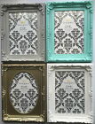 """Ornate Shabby Chic Vintage Rustic Picture/photo frame poster Size 7""""x5"""",13x18cm"""