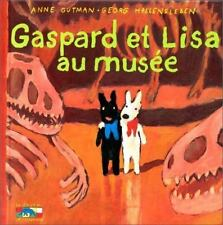 Gaspard Et Lisa Au Musee (French Edition)-ExLibrary