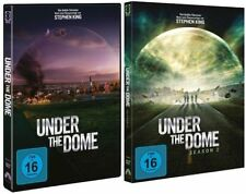 8 DVDs * UNDER THE DOME - STAFFEL / SEASON 1 + 2 IM SET MB  ~ KING # NEU OVP =