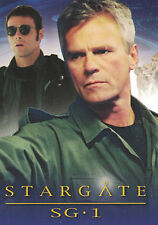 Stargate Season 4 Trading Card Set (72 Cards)