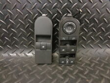 2006 VAUXHALL ASTRA 1.7 CDTI 5DR BOTH DRIVER/PASSENGER FRONT WINDOW SWITCHES
