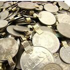 100 real COINS Tribal Belly Dance ATS Kuchi ROUND ((standard unpolished))