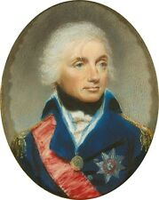 Lord Nelson Horatio Portrait Robert Bowyer 1800 Royal Navy  7x5 Inch Print