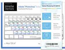 Adobe Photoshop CC (2015) Reference Guide For Apple Mac OS X -Keyboard Shortcuts