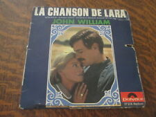 "45 tours john william la chanson de lara du film M. G. M. ""le docteur jivago"""