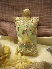 Lavender Potpourri Sachet: Victorian Beauty