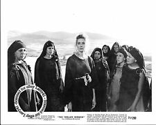LOT of 4b, Katharine Hepburn, Vanessa Redgrave, Papas stills TROJAN WOMEN (1971)