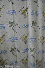 - STAR WARS FLAT BED SHEET 2000s Space Ships -