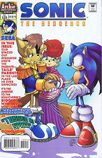 SONIC THE HEDGEHOG #129 - Dawn Best - MINT Cond.- Jan. 2004 Issue