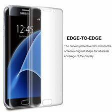 FULL SCREEN PROTECTOR PET FILM FOR SAMSUNG GALAXY S7 EDGE SM-G935W8