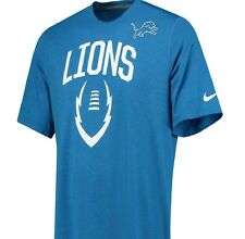DETROIT LIONS  NFL NIKE ICON T-Shirt Mens Size M ( MEDIUM )   ICON