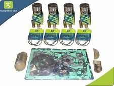 New Ford New Holland L170 LS170 Overhaul Kit +.5