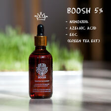 BOOSH 5% Hair Loss Serum Minoxidil 5%, Azelaic acid Growth promoter
