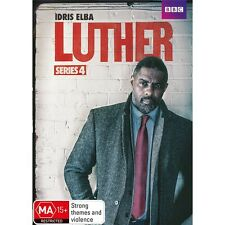 LUTHER-SERIES 4-Region 4-New AND Sealed-2 Discs Set-TV Series