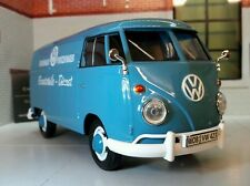 LGB 1:24 Scale VW T1 Split Screen Blue Delivery Van Diecast Model Van 1962 79342