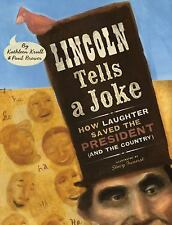 Lincoln Tells a Joke: How Laughter Saved the President (and the Country), Brewer