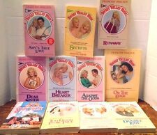 SWEET VALLEY HIGH BOOKS LOT (11) Francine Pascal 80's Secrets Runaway Amy