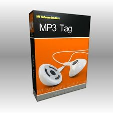 MP3 Tag Tagging iPod iPhone Write ID2 ID3 ID 2 3 Tags Pro Professional Software