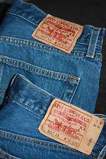 2 Pair Levis 501 XX Blue Jeans 36x30 100% Cotton Actual Closer To 33x27 Classic