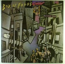 "2x 12"" LP - Box Of Frogs - Strange Land - A3977 - washed & cleaned"