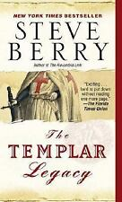 The Templar Legacy by Steve Berry (Cotton Malone #1)  (2007, Paperback) FF419