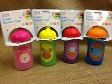 Baby Super Sipper Cup - set of 4 - 400ml - 12+months - bpa free