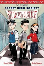 DC Comics: Secret Hero Society, Study Hall of Justice (Bk 1)