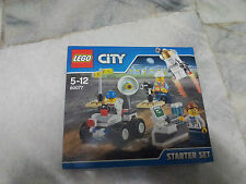 Lego City Space Port Starter Set 60077 New MISB