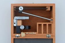 E. Wetzlar Leitz Camera Lucida in Original Vintage Wooden Dovetail Box - Mint